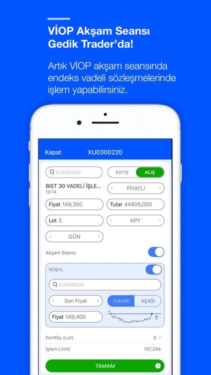 Gedik Trader screenshot-7