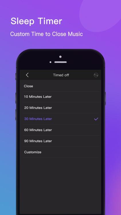 MusicFM Miracle - Focus Timer screenshot-3