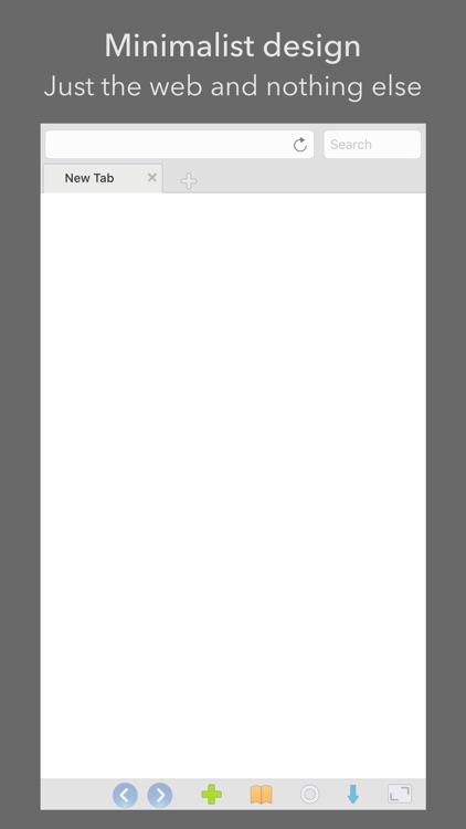 Perfect - private web browser screenshot-4