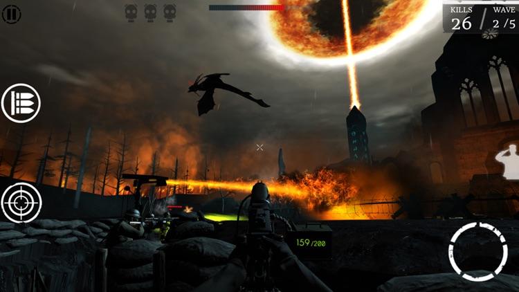 ZWar 1: The War Of The Dead screenshot-4