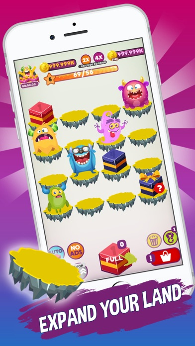 download Merge Monsters Idle Tap Mania apps 0