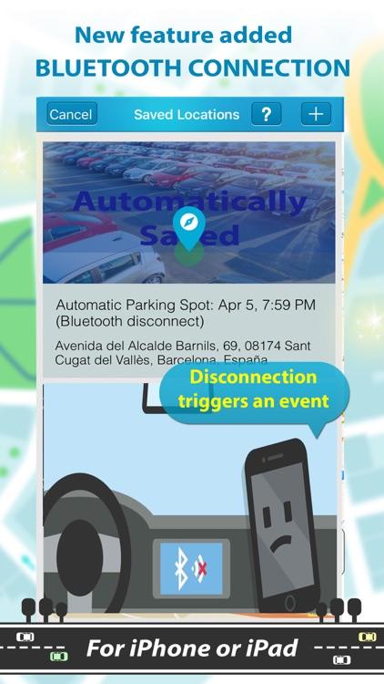 Find My Car with AR Tracker screenshot-3