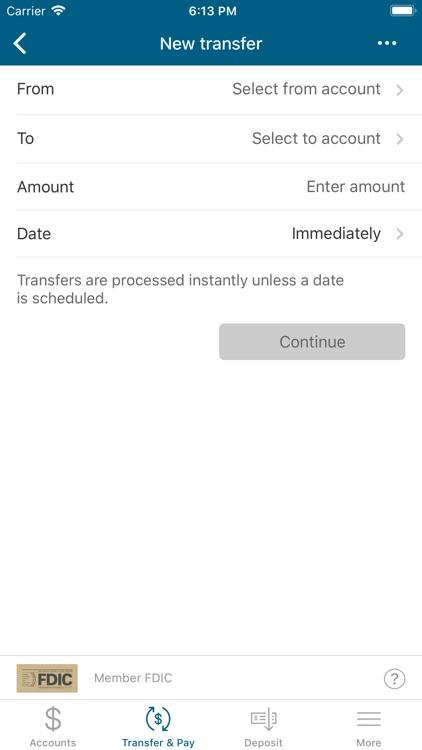 Freedom National Bank Mobile screenshot-4