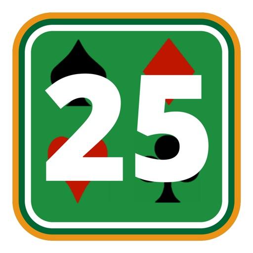 25 45 Card Game - Irish25s