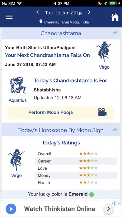 Top 10 Apps like Hindi Panchang Calendar in 2019 for iPhone & iPad