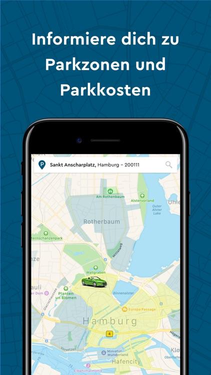 PARK NOW Europas Nr.1 Park-App screenshot-6