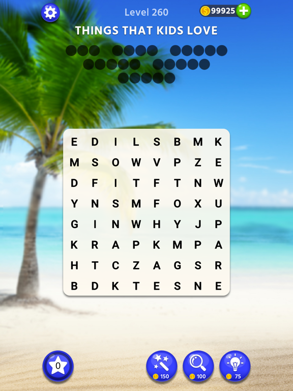 Word Search Inspiration screenshot 11