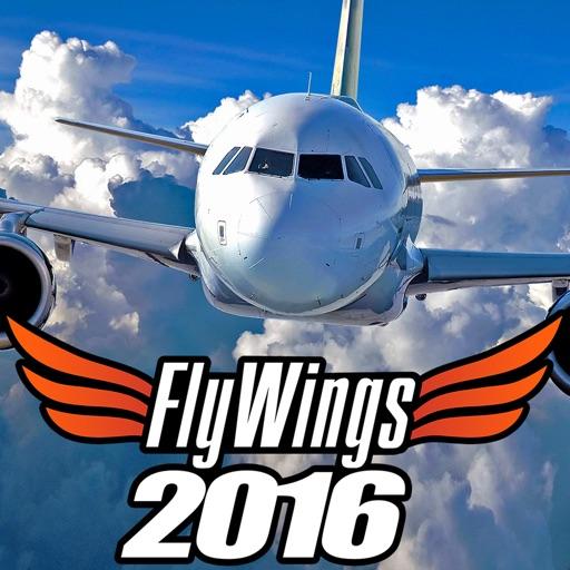 Flight Simulator FlyWings Online 2016 Free