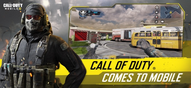 Call Of Duty Mobile On The App Store
