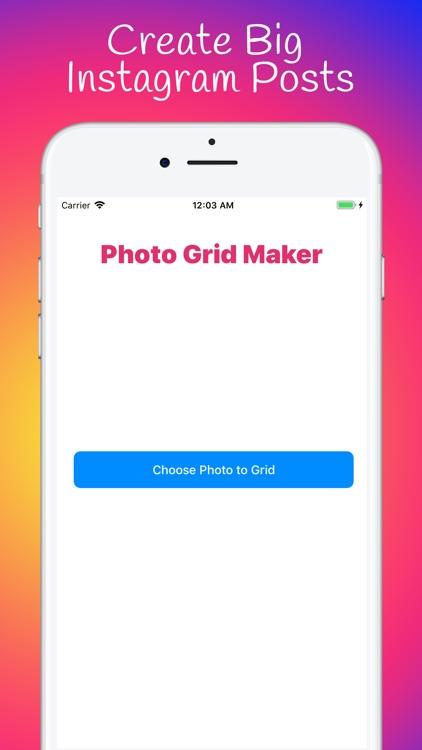 Photo Grid Maker: Split Layout screenshot-3