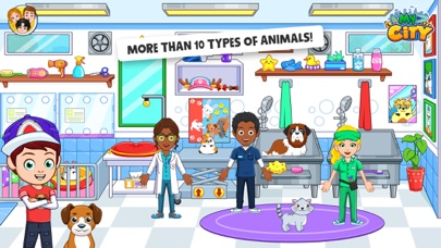 My City : Animal Shelter screenshot 5