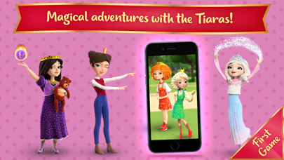 Screen Shot Little Tiaras: Magical Tales! 0