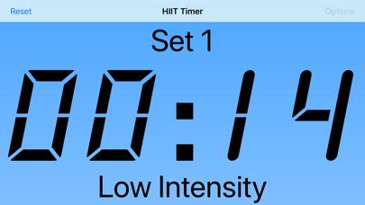 HIIT Timer (Intervals)のおすすめ画像2