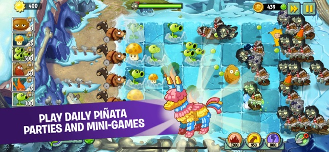 Plants vs. Zombies™ 2 on the App Store
