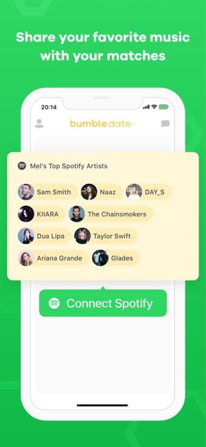 bumble dating app ipad
