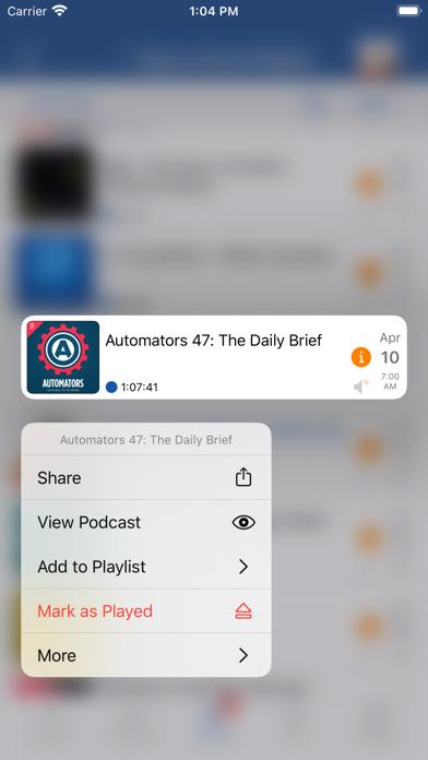 iCatcher! Podcast Playerのおすすめ画像4