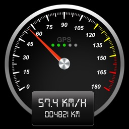 Smart GPS Speedometer Apple Watch App