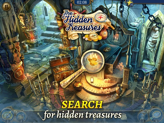 The Hidden Treasures Adventure screenshot 6