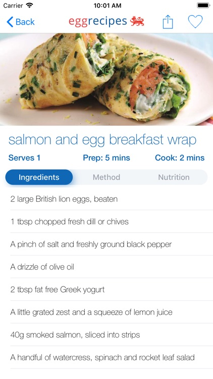 Egg Recipes screenshot-3