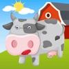 子供のためのバーンヤードパズル:楽しい動物と農場ゲーム - iPhoneアプリ