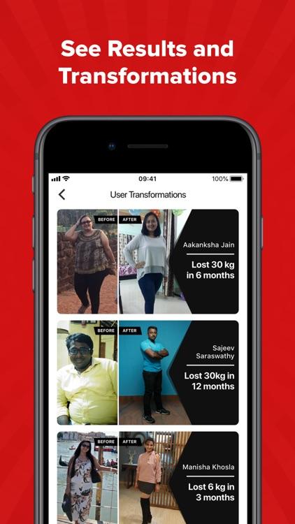 HealthifyMe: Weight Loss Plan screenshot-3