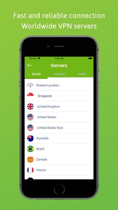 messages.download Kiwi VPN: VPN Snap illimité software