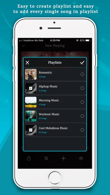 Offline Music Player Lite screenshot-3