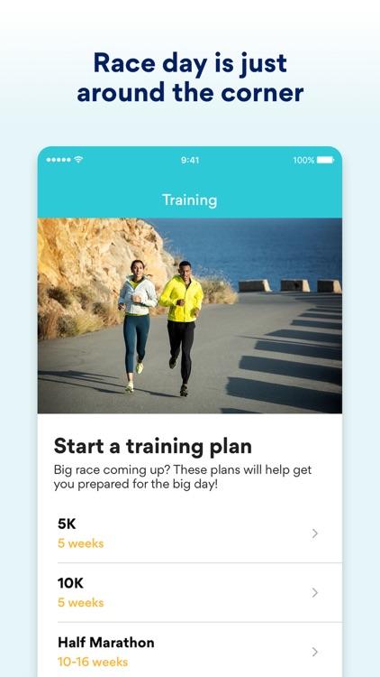 Runkeeper—GPS Running Tracker screenshot-7
