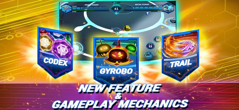 Gyro Buster hack tool