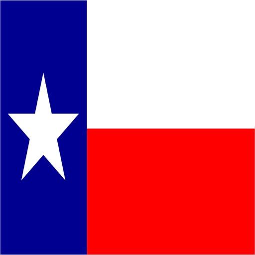 Texas Stickers icon