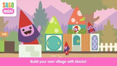 Sago Mini Village screenshot 1
