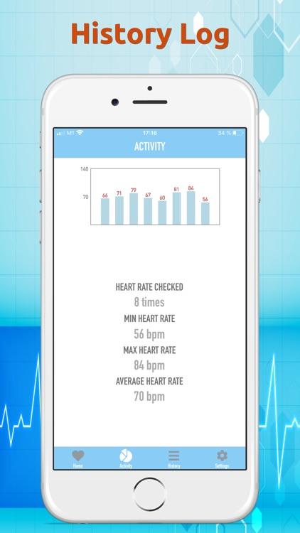 Heart Beat Rate Monitor screenshot-3