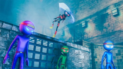 Stickman Shadow Ninja Assassin screenshot 1