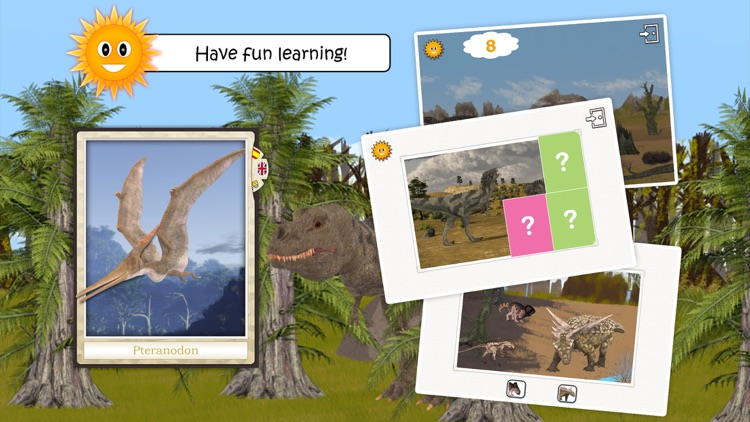 Dinosaurs (full game) screenshot-3