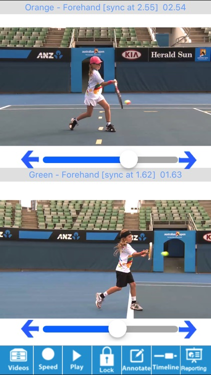 Tennis Australia Technique App screenshot-3