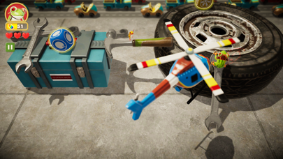 Frogger in Toy Town screenshot 4