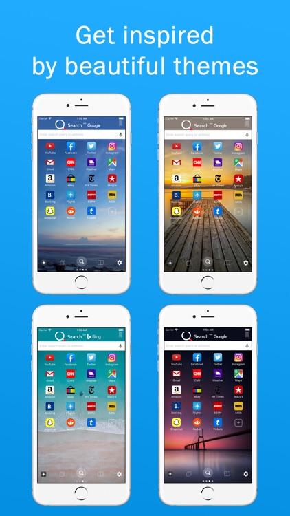 Smart Search & Web Browser screenshot-6