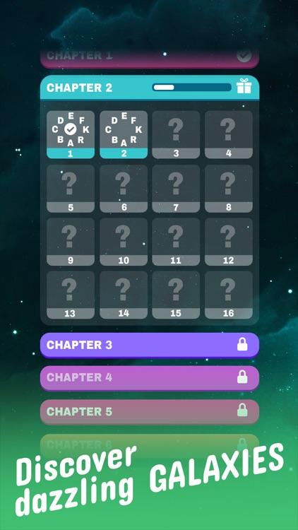 Word Sky - Crossword Puzzles screenshot-6