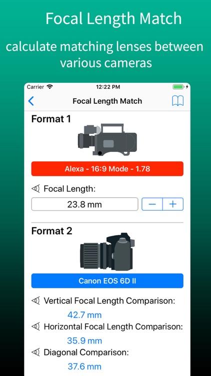 pCAM Pro - Film+Digital screenshot-4