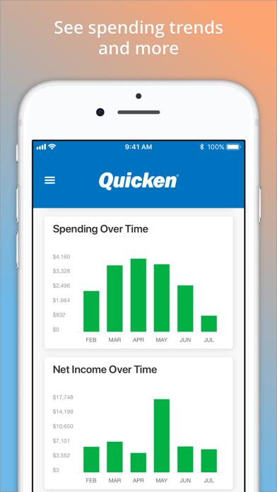 Quicken - Revenue & Download estimates - Apple App Store - US