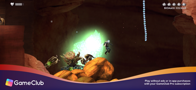 ‎Waking Mars - GameClub Screenshot