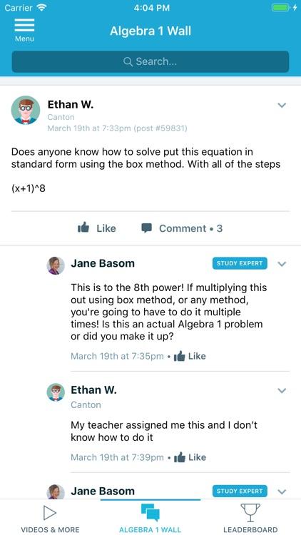 Algebra Nation screenshot-3