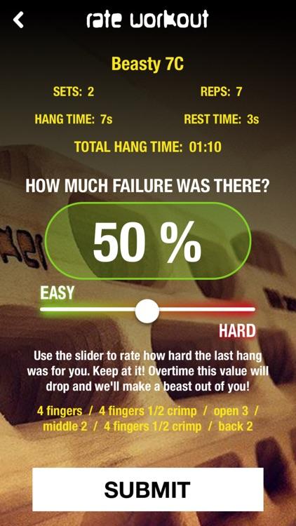 Beastmaker Training App screenshot-7