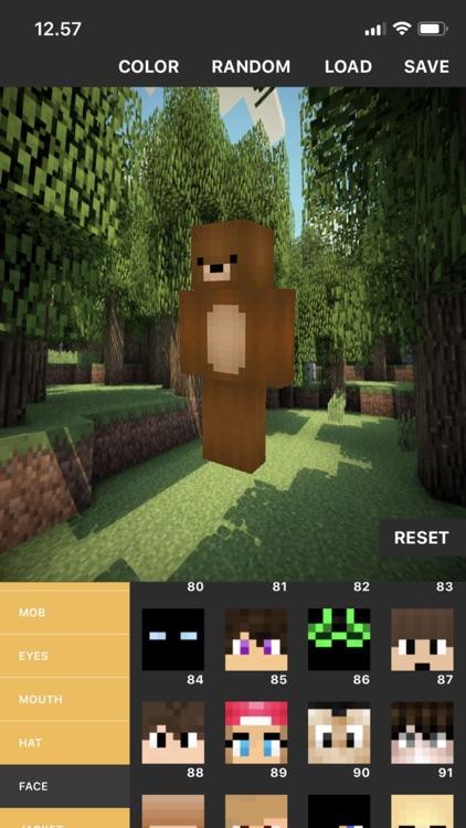 Custom Skin Creator screenshot-5