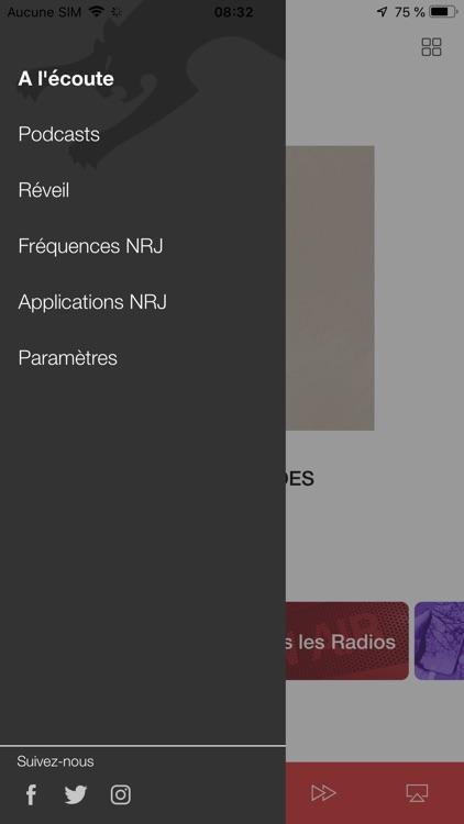 NRJ Léman Radio screenshot-7