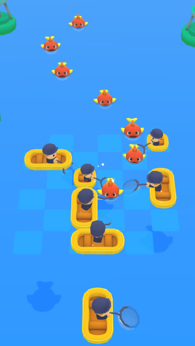 Fish Out 3D screenshot 1