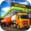3Dを運転する石油輸送トラック - 燃料配達トラックシム - iPhoneアプリ