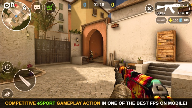 Counter Attack Multiplayer FPS screenshot-0
