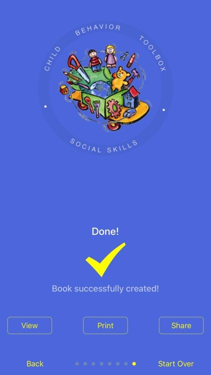 Child Toolbox - Social Skills screenshot-4