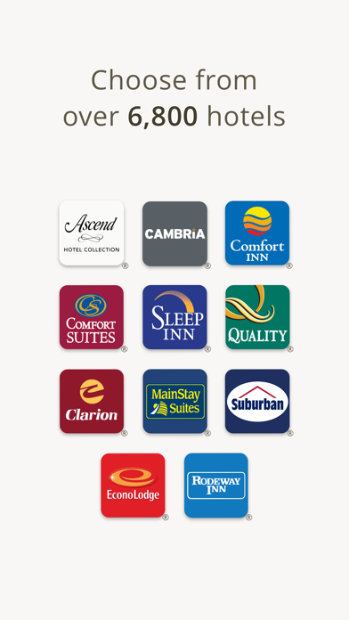 download Choice Hotels